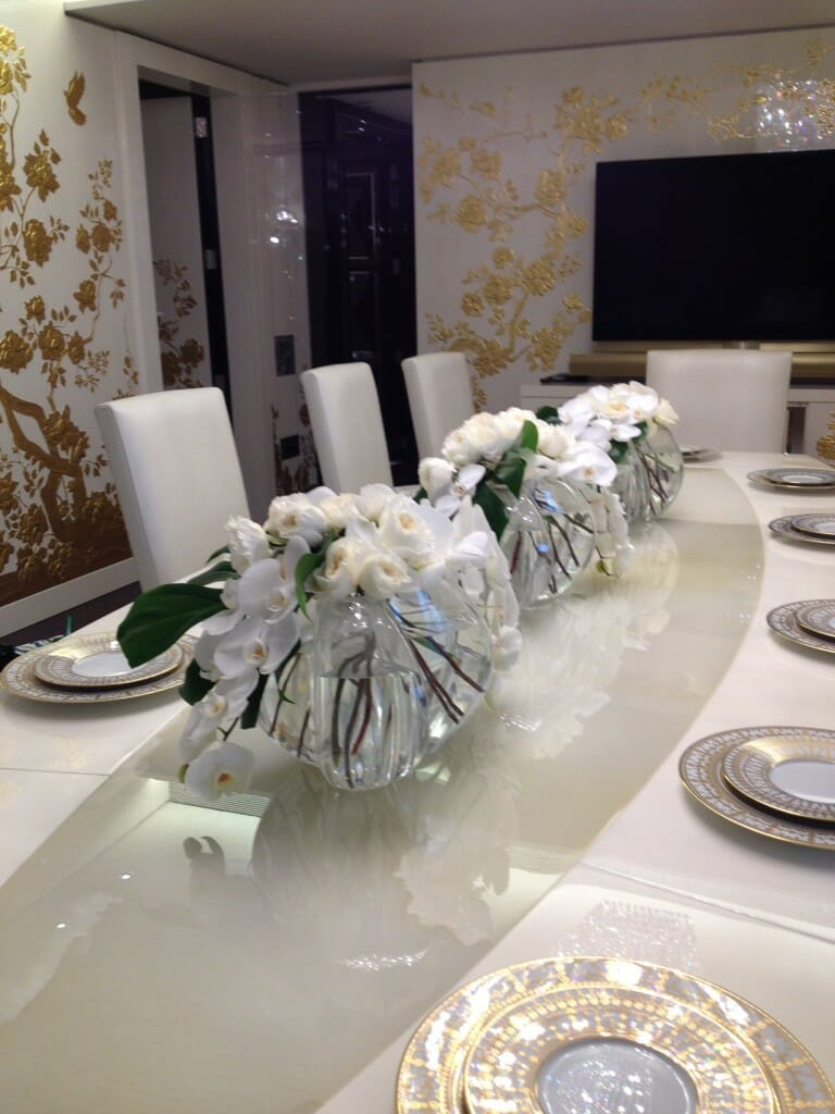 Party and Event Vase Arrangement