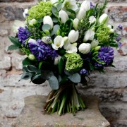 Seasonal Hand Tied Bouquet