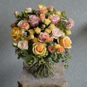 Mixed Colour Rose Studio Choice Bouquet