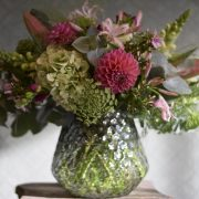 Studio choice vase arrangement