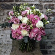 Seasonal Hand Tied Bouquet