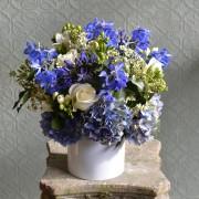 Seasonal Mixed Vase Arrangement