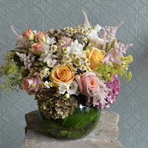 Seasonal Classic Vase Arrangement