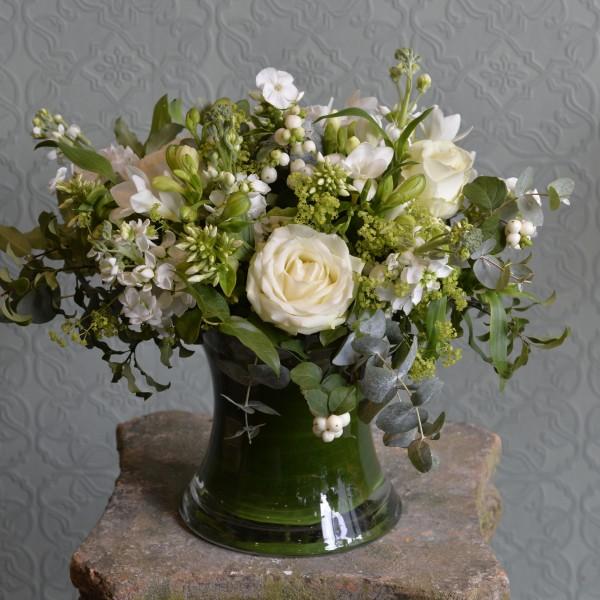Scented Country Garden Vase Arrangement