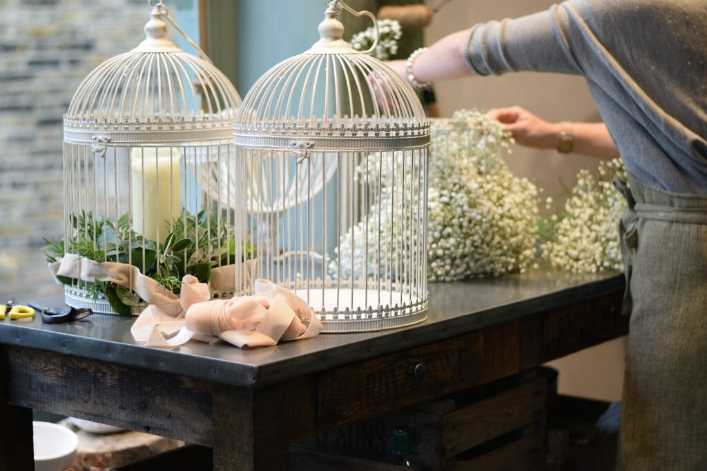 Birdcage Arrangement