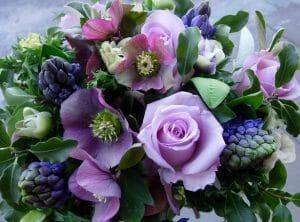 Calender Flowers Bouquet