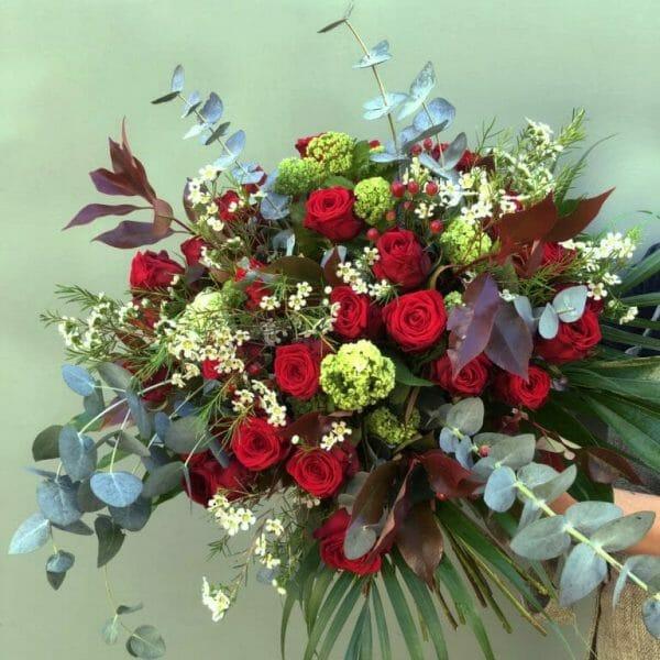 Classic rose bouquet