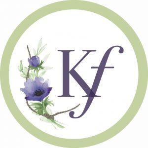 Photo showing the Kf Gift evouchers available to buy from Kensington Flowers London